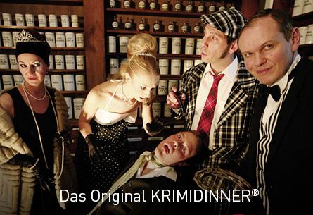 Das Original KRIMIDINNER®