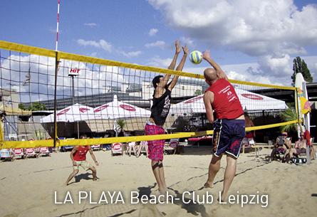 LA PLAYA Beach-Club
