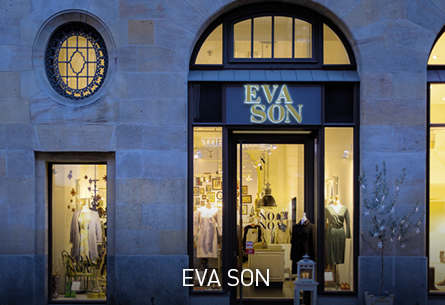 EVA SON: Skandinavische Mode