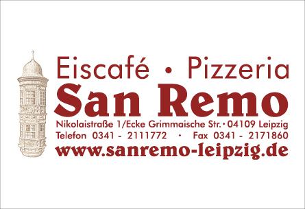 San Remo Eiscafé & Pizzeria