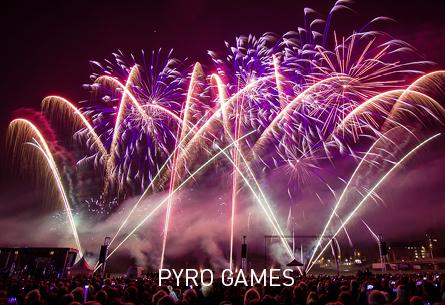 Pyro Games 2018