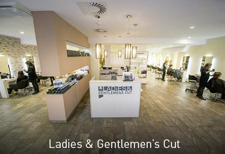 Ladies & Gentlemen's Cut