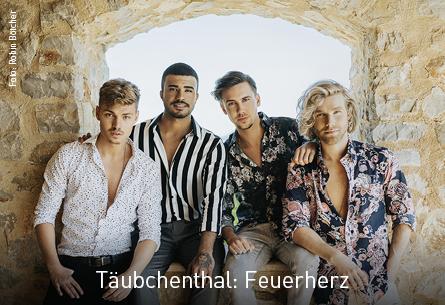 Feuerherz – Live