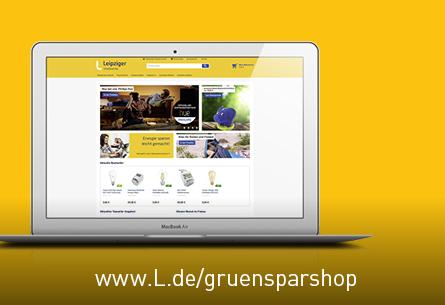 Leipziger Grünsparshop
