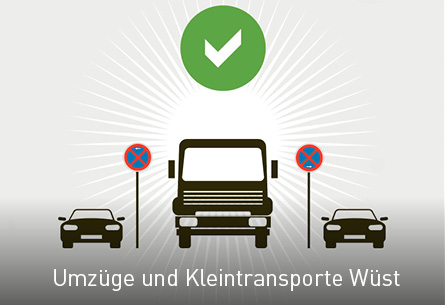 Umzüge und Kleintransporte Wüst