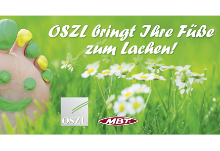 OSZL – Der Fuß- und Schuhexperte in Leipzig