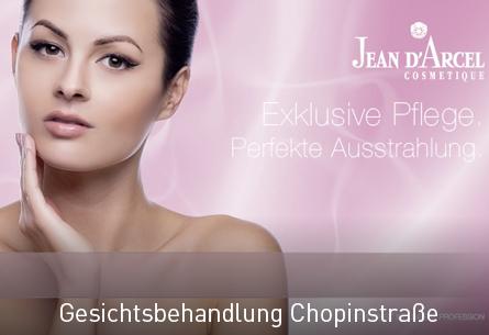 JEAN D'ARCEL Beauty Lounge