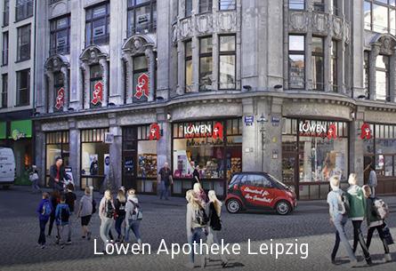 Löwen Apotheke Leipzig