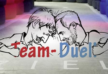 Team-Duell Leipzig