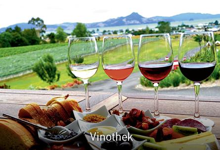 Vinothek 1770 – Mehr als Wein