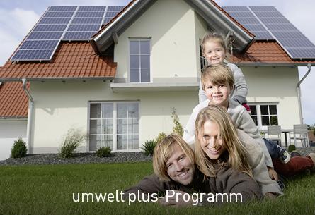 umwelt plus-Programm