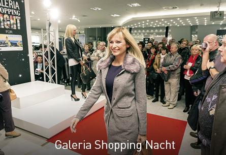 GALERIA Kaufhof Shopping Night