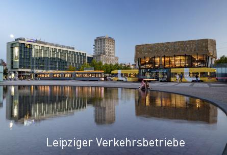 Große Leipzig-Stadtrundfahrt