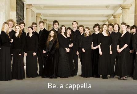 Feine Harmonie 4: Bel a cappella