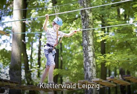 Kletterwald Leipzig